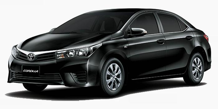 Toyota Corolla GLI 13 Automatic 2014  Models  Prices  Colors